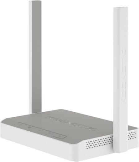 Беспроводной маршрутизатор Keenetic Lite (KN-1310) белый - фото 8