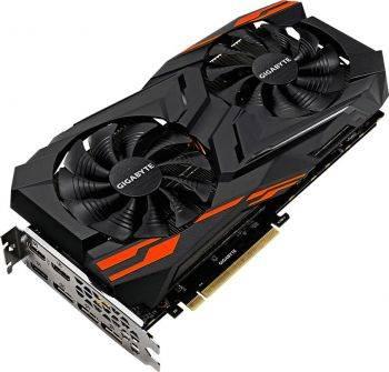 Видеокарта Gigabyte Radeon RX VEGA 64-8G 8192 МБ (GV-RXVEGA64GAMING OC-8GD)