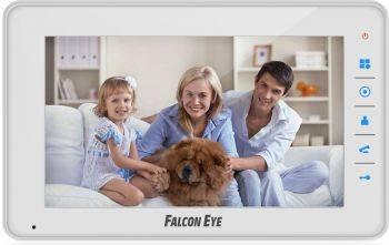 Видеодомофон Falcon Eye FE-70C4 белый