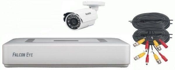 Комплект видеонаблюдения Falcon Eye FE-104MHD KIT START - фото 1