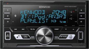 Автомагнитола Kenwood DPX-M3100BT