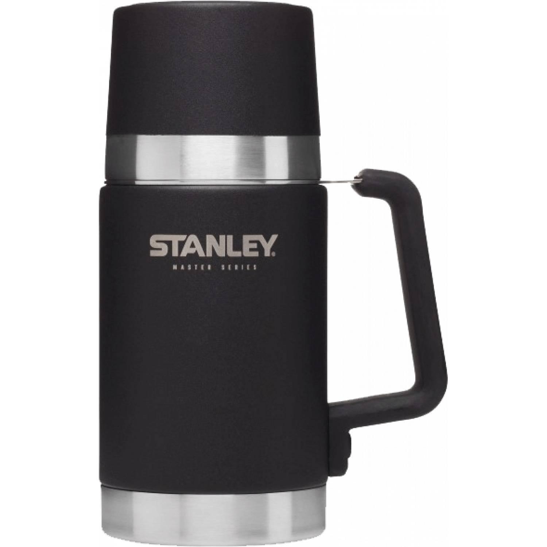 Термос Stanley Master черный (10-02894-002) - фото 1