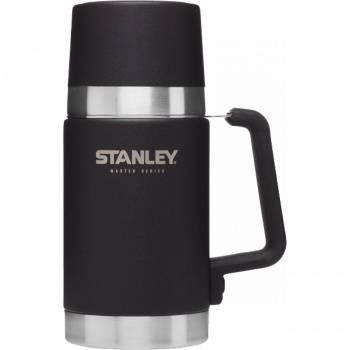 Термос Stanley Master черный (10-02894-002)