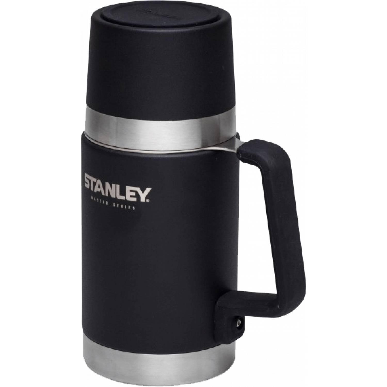 Термос Stanley Master черный (10-02894-002) - фото 2