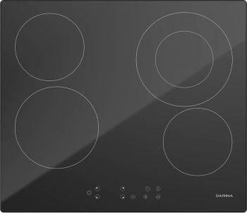 Варочная поверхность Darina 4P E 326 B черный (000053001)
