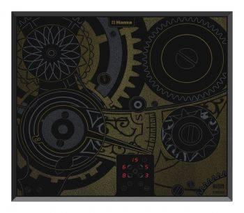 Варочная поверхность Hansa BHC66505 черный/рисунок