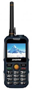 Мобильный телефон Digma Linx A230WT 2G темно-синий (LT1041MM)