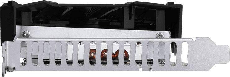Видеокарта Gigabyte GV-NP104D5X-4G 4096 МБ - фото 5