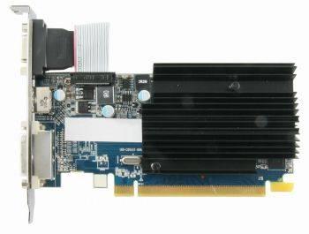 Видеокарта Sapphire Radeon R5 230 1024 МБ (11233-01-10G)