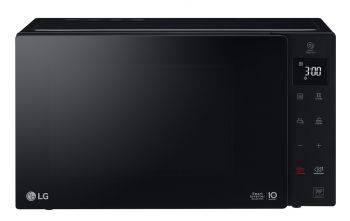 СВЧ-печь LG MW25R35GIS черный