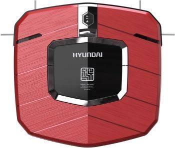 Робот-пылесос Hyundai H-VCRX50 красный/черный