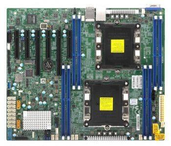 Серверная материнская плата Soc-3647 SuperMicro MBD-X11DPL-I-O eATX