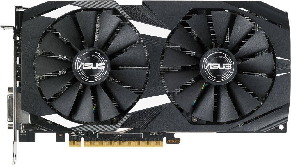 Видеокарта Asus Radeon RX 580 8192 МБ (DUAL-RX580-8G) - фото 2