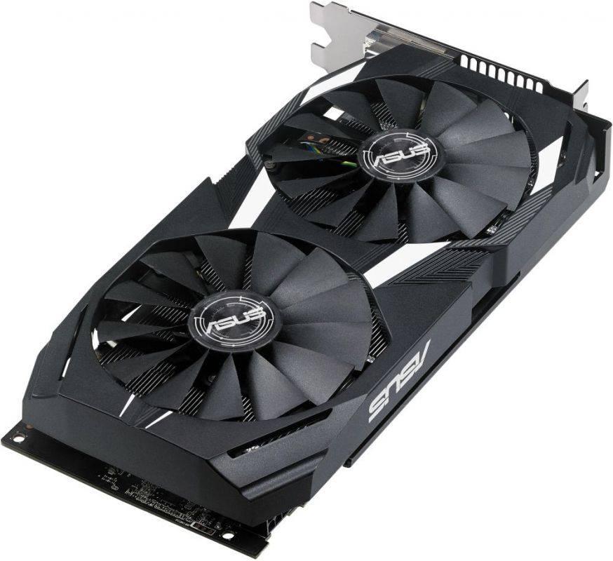 Видеокарта Asus Radeon RX 580 8192 МБ (DUAL-RX580-8G) - фото 3