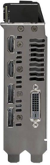 Видеокарта Asus Radeon RX 580 8192 МБ (DUAL-RX580-8G) - фото 4