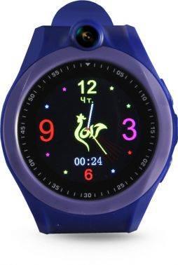 Смарт-часы GINZZU GZ-507 фиолетовый (00-00001095)