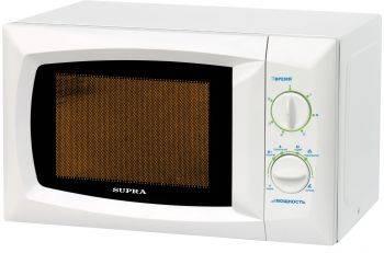 СВЧ-печь Supra 18MW20 белый (11853)