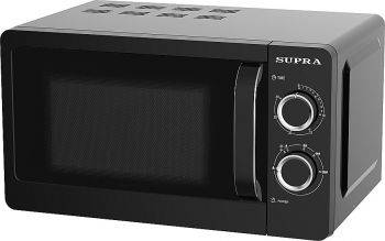 СВЧ-печь Supra 20MB55 черный (11855)