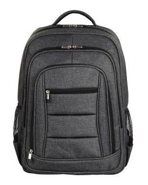 "Рюкзак для ноутбука 15.6"" Hama Business серый (00101578) - фото 1"