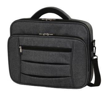 "Сумка для ноутбука 17.3"" Hama Business темно-серый (00101577)"