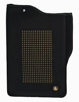 """Чехол Hama, для планшета 10.5"""", черный/золотистый (00182358)"""