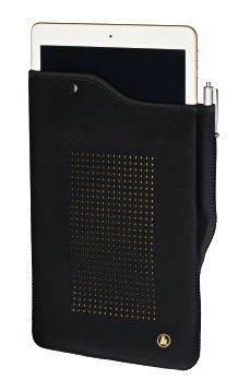 """Чехол Hama, для планшета 10.5"""", черный/золотистый (00182358) - фото 2"""
