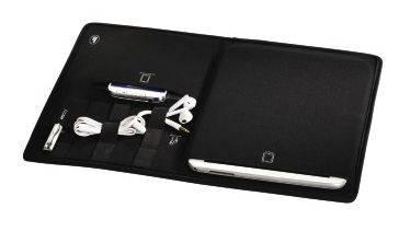"""Чехол для ноутбука 13.3"""" Hama Bag Organiser черный (00101789) - фото 3"""