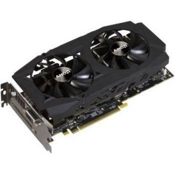 Видеокарта PowerColor AXRX 580 4GBD5-DMV2 4096 МБ