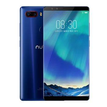 Смартфон Nubia Z17S 128ГБ синий (Z17S)