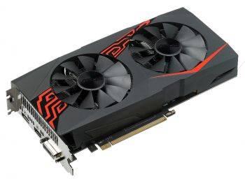 Видеокарта Asus Radeon RX 470 4192 МБ (MINING-RX470-4G-LED)