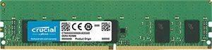 Модуль памяти RDIMM DDR4 1x8Gb Crucial CT8G4RFS8266 - фото 1
