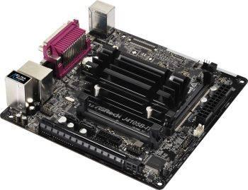 Материнская плата Asrock J4105B-ITX mini-ITX