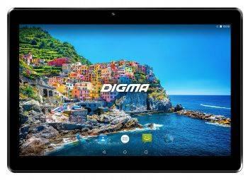 """Планшет 10.1"""" Digma CITI 1578 4G 16ГБ черный (CS1196ML)"""