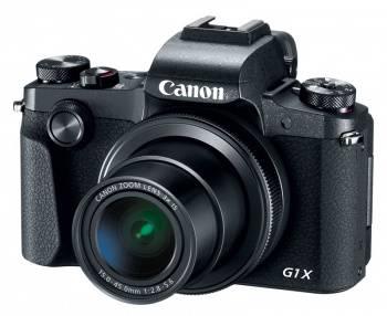 Фотоаппарат Canon PowerShot G1X MARK III черный (2208c002)