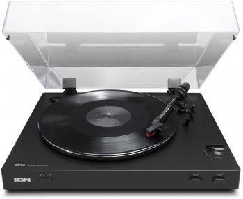 Виниловый проигрыватель ION Audio PRO 80 черный