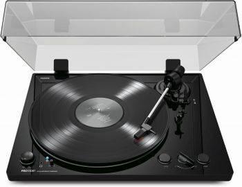 Виниловый проигрыватель ION Audio PRO 100BT черный