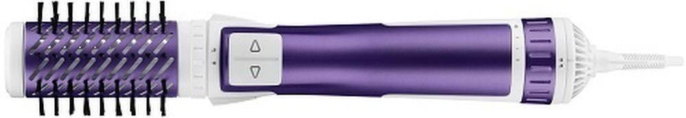 Фен-щетка Rowenta CF9530F0 фиолетовый - фото 2