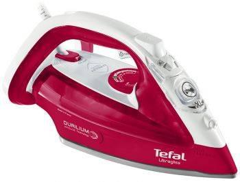 Утюг Tefal FV4950E0 белый/красный (1830006857)