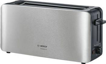 Тостер Bosch TAT6A803 нержавеющая сталь