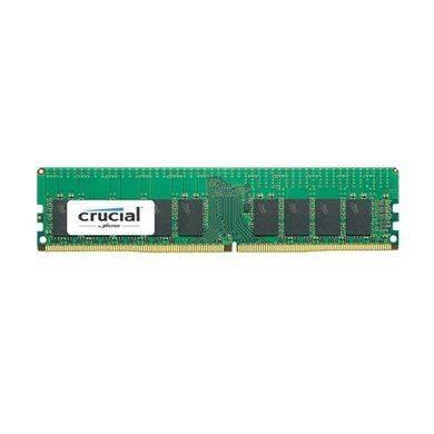 Модуль памяти DIMM DDR4 1x16Gb Crucial CT16G4RFS4266 - фото 1