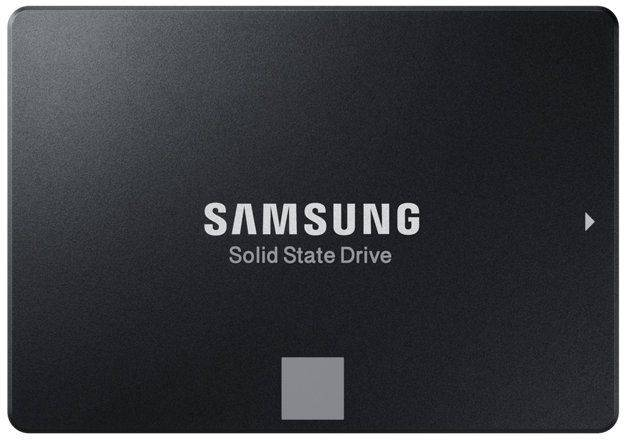 Накопитель SSD 250Gb Samsung 860 EVO MZ-76E250BW SATA III - фото 1