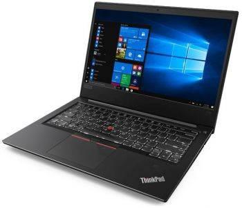"Ноутбук 14"" Lenovo ThinkPad E480 черный (20KN001VRT)"