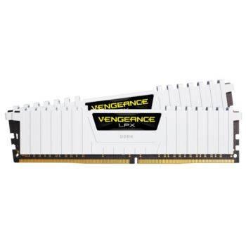 Модуль памяти DIMM DDR4 2x8Gb Corsair Vengeance LPX (cmk16gx4m2b3200c16w)