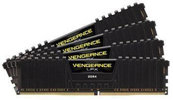Модуль памяти DIMM DDR4 4x16Gb Corsair (CMK64GX4M4K3733C17)