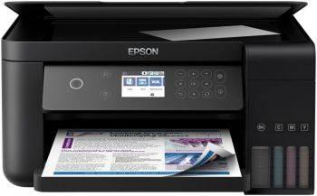 МФУ Epson L6160 черный (C11CG21404)