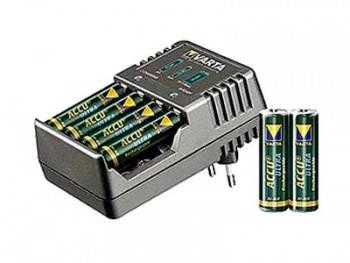зарядное устройство для аккумуляторов Varta Compact Charger 57039.