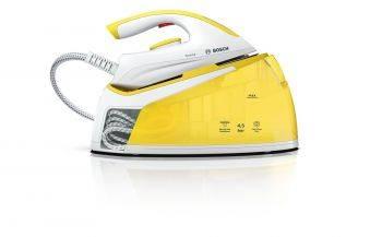 Паровая станция Bosch TDS2120 желтый/белый