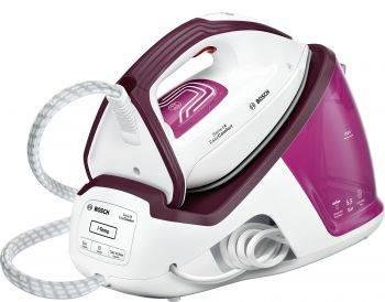 Паровая станция Bosch TDS4020 розовый/фиолетовый
