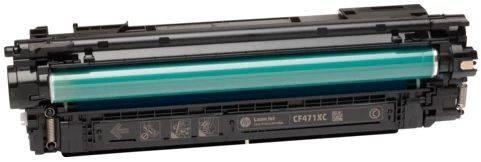 Картридж HP 657X голубой (CF471X) - фото 1