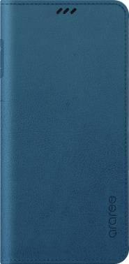Чехол Samsung KDLAB Inc Mustang Diary, для Samsung Galaxy S9, синий (GP-G960KDCFAIC)